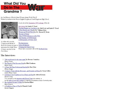 http://www.stg.brown.edu/projects/WWII_Women/tocCS.html