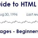 Guide to HTML