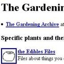 The Gardening Archive
