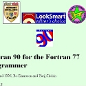 Fortran 90 for the Fortran 77 Programmer