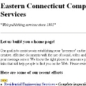 Eastern Connecticut Computer Services