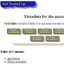 Metadata for the masses