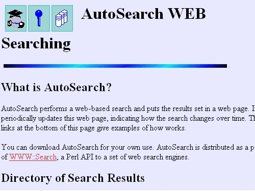http://www.isi.edu/lsam/tools/autosearch/index.html