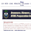 HTML Preparation Resources