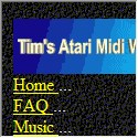 Tim's Atari Midi World