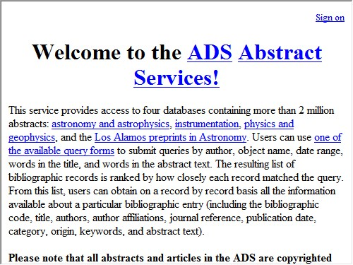 http://adsabs.harvard.edu/ads_abstracts.html